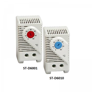 ST-Din Series Thermostatic Bimetel Thermostat