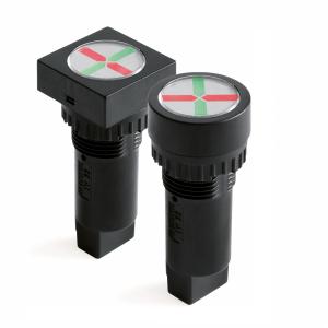 Semaphore LED Indicator