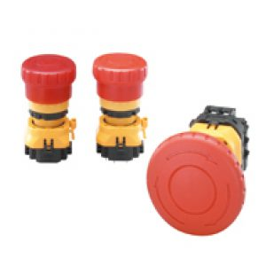 22mm YW Series Emergency Stop Switches