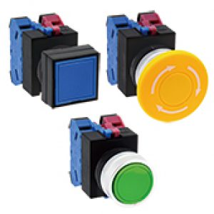 40MM Emergency Stop Switches