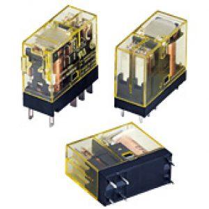 RJ Series Slim Power Relays